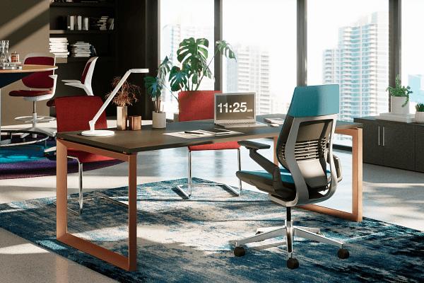 Steelcase FrameOne Loop Schreibtisch