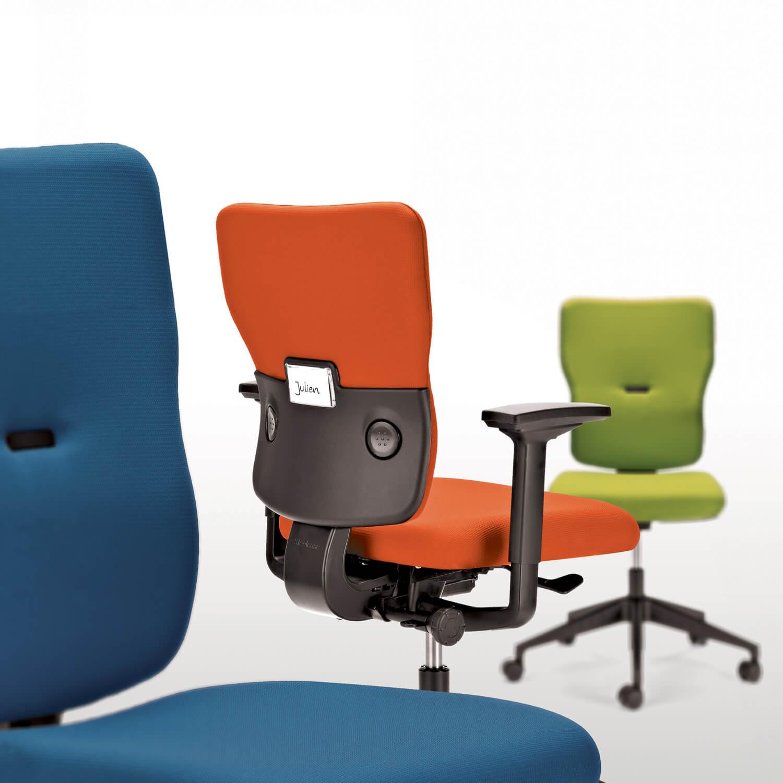 b rostuhl let s be von steelcase ergonomische b rost hle b rost hle b rost hle. Black Bedroom Furniture Sets. Home Design Ideas