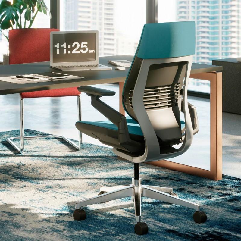 Ergonomischer Bürostuhl für das Homeoffice