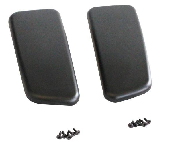 Ersatzteil Armauflagen schwarz für Steelcase Please (New Please)