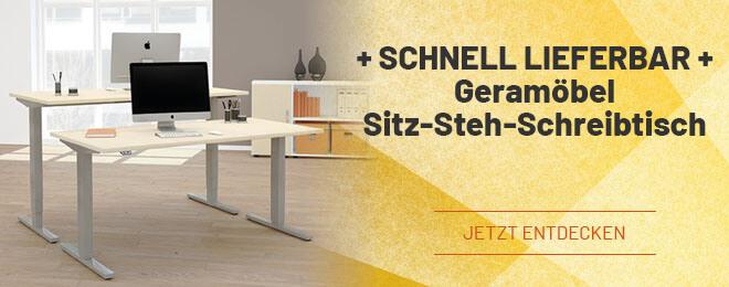 Sitz-Steh-Tisch