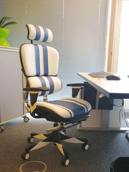 hjh Ergohuman Elite Gaming Chair