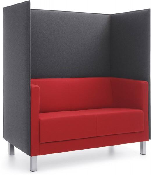 ProfiM Vancouver Lite Sofa inkl. Akustikrückwand