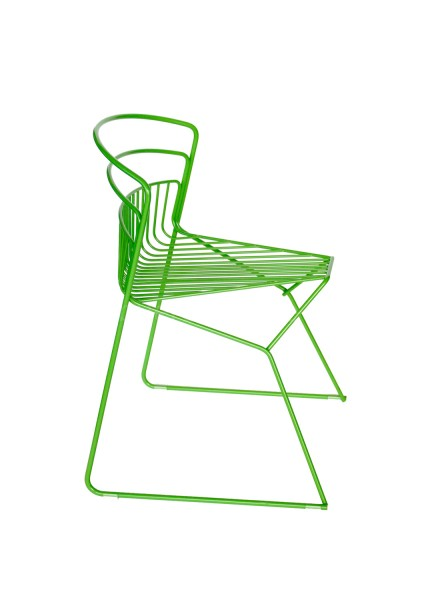 Luxy Ribelle Chair Verde