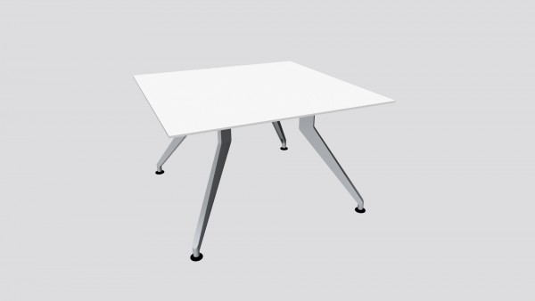 Steelcase 4.8 four point eight Konferenztisch Quadrat