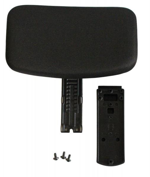 Ersatzteil Kopfstütze schwarz für Steelcase Please (New Please)