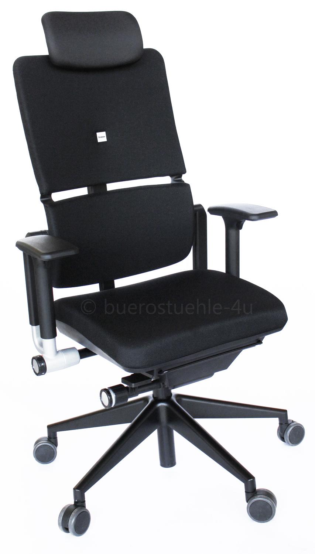Steelcase Please Chair Bürostuhl Mit Kopfstütze Vom Steelcase