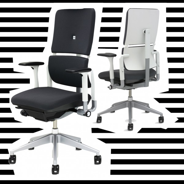 Steelcase Please Black&White