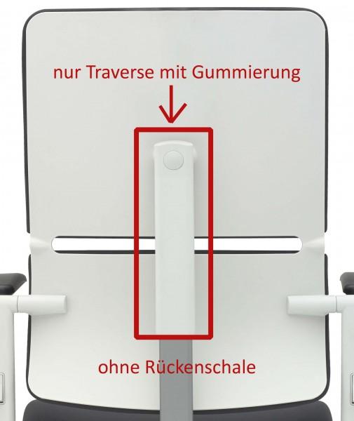 Ersatzteil Traverse möwengrau für Steelcase Please (New Please)