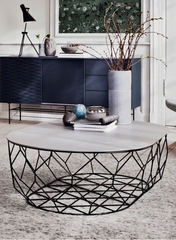 Bolia By Steelcase Comb Loungetisch Ellipse