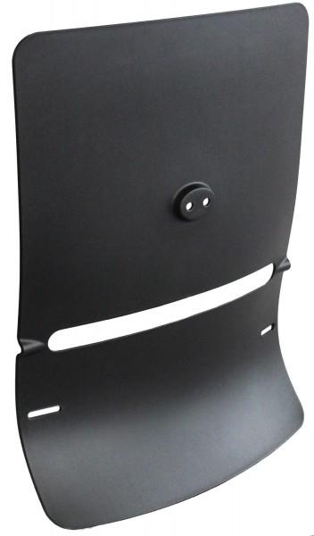 Ersatzteil Rückenschale schwarz für Steelcase Please (New Please)