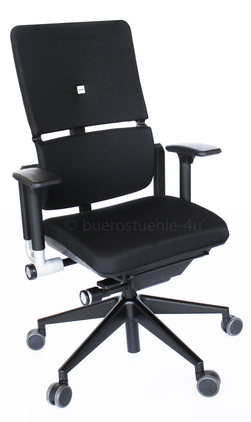b rostuhl steelcase please mit mehr sitzh he bis 61cm buerostuehle. Black Bedroom Furniture Sets. Home Design Ideas